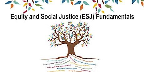 Equity & Social Justice Fundamentals - Online tickets