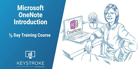Microsoft OneNote Introduction tickets