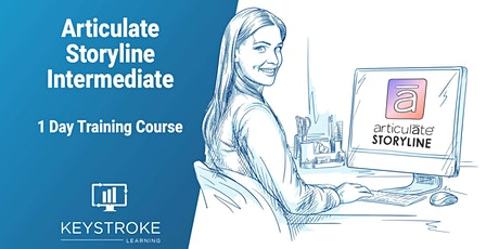 Articulate Storyline Intermediate Workshop tickets