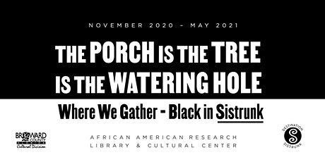 The Porch is the Tree is the Watering Hole Exhibition tickets