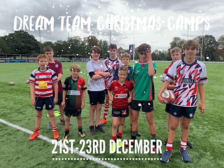 Dream Team Christmas Sports Camp image