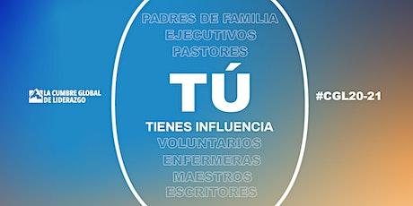 La Cumbre Global de Liderazgo│Ciudad Juárez 2021 entradas