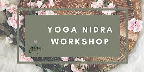 Yoga Nidra Workshop tickets
