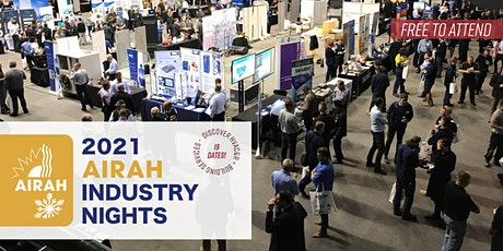 AIRAH Industry Night – Melbourne [VIC] tickets