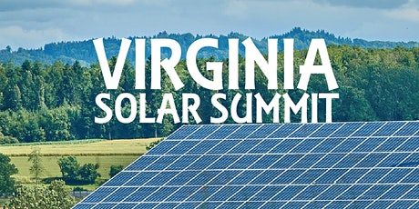 2021 Virginia Solar Summit tickets