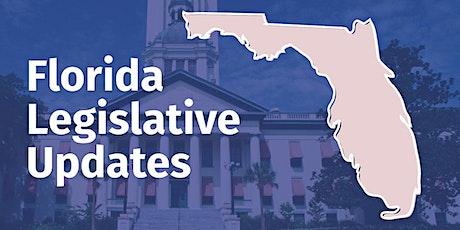 CC - 2021 Florida Legislative Updates for HOA's and Condo Boards tickets