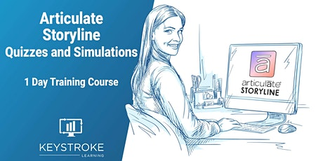 Articulate Storyline Quizzes and Simulations Workshop tickets