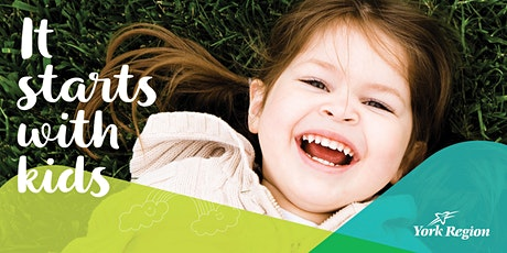 York Region Early Intervention Services tickets