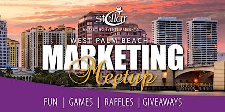 West Palm Beach Marketing Meetup tickets