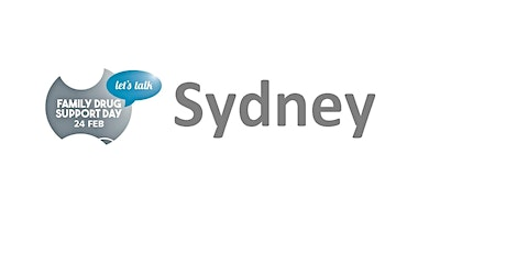 Sydney - International Family Drug Support Day tickets