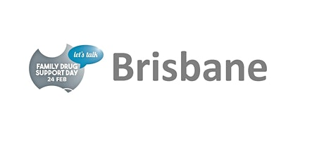 Brisbane - International Family Drug Support Day tickets