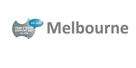 Melbourne - International Family Drug Support Day tickets