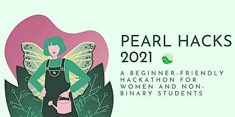 Pearl Hacks 2021 tickets