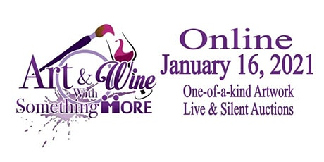 Art & Wine With Something MORE Online tickets