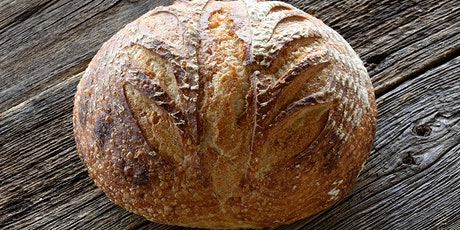 Introduction to Sourdough *Virtual Class* tickets