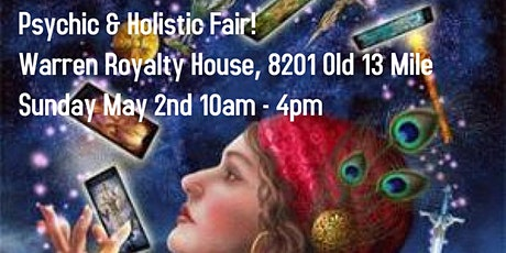 Rock Your World Spring Psychic & Holistic Fair tickets