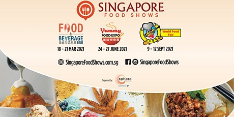 Yummy Food Expo 2021* tickets