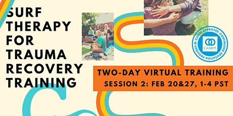 Surf Therapy for Trauma Recovery Training (Level 1) FEBRUARY tickets