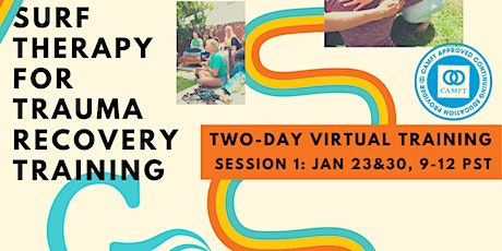 (FULL) Surf Therapy for Trauma Recovery Training (Level 1) JANUARY tickets
