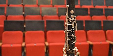 Clarinet Celebration! tickets