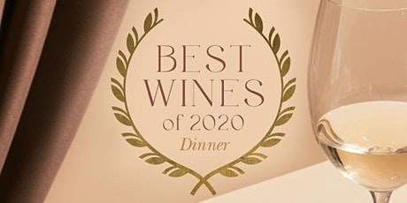 Best Wines of 2020 Dinner | Sydney tickets