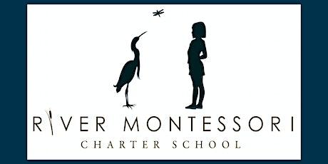 River Montessori Charter School Virtual Information Meeting tickets