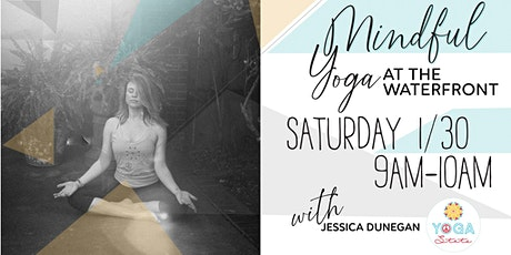 Yoga at the Waterfront tickets