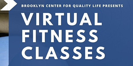 Virtual Fitness Class tickets