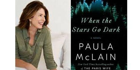 (Online) Pop-Up Book Group with Paula McLain: WHEN THE STARS GO DARK tickets