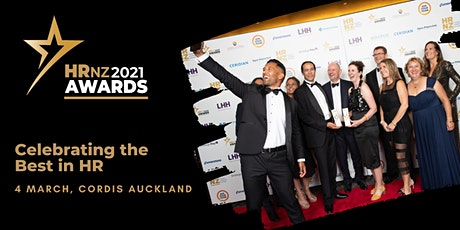 NZ HR Awards Ceremony 2021 tickets