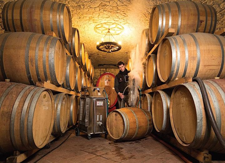 Virtual Demonstration: How Steam Kills Brettanomyces in Wine Barrels image
