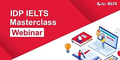 Virtual IELTS Masterclass tickets