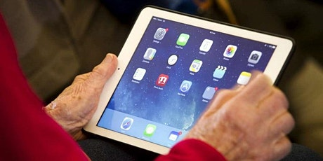 Be Connected - What is a tablet? @ Dianella Library tickets