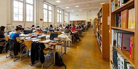Réservation de place - Bibliothèque de Fels - 1er étage billets