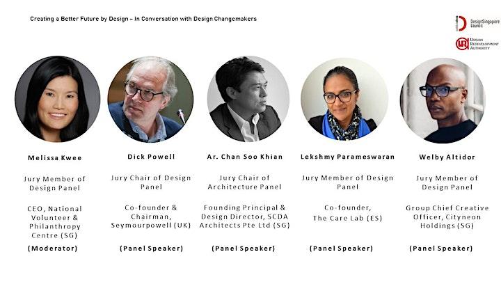 P*DA 2020 Jurors' Forum - Creating a Better Future by Design image