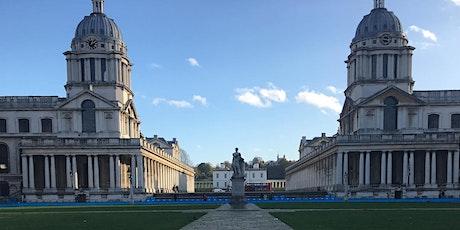 Egy Tudor kémtörténet avagy séta Greenwichen keresztül tickets