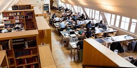 Réservation de place - Bibliothèque de Fels - 5ème étage billets