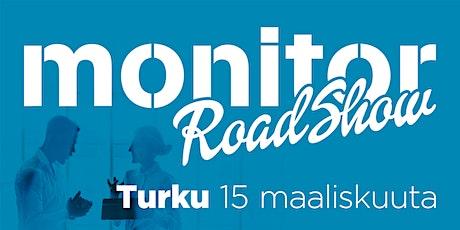 Monitor Roadshow Finland Turku 2022 tickets