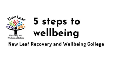 5 steps to wellbeing tickets