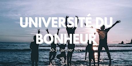 Université du Bonheur Raélien en ligne (session découverte) billets