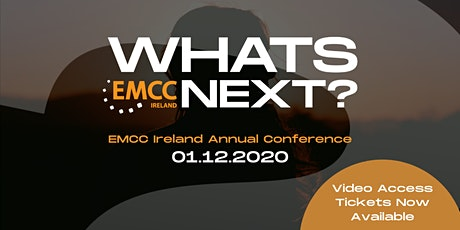 Video Access: EMCC Ireland Annual Conference 2020 tickets