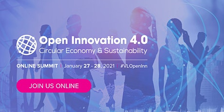 Open Innovation 4.0: Circular Economy and Sustainability Online Summit tickets