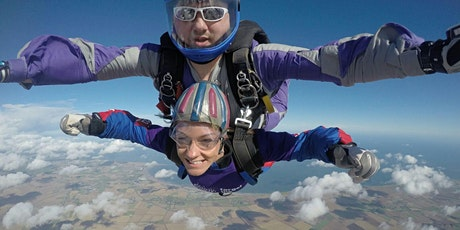 Skydive 2021 - Forget Me Not Children's Hospice tickets