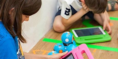 Familien-Workshop: Roboter zum Leben erwecken Tickets