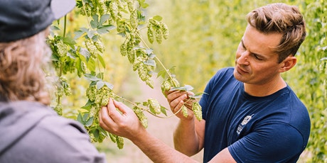 Kent Hop Farm Garden Tour With Beer Tasting tickets
