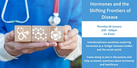 Hormones and the Shifting Frontiers of Disease tickets