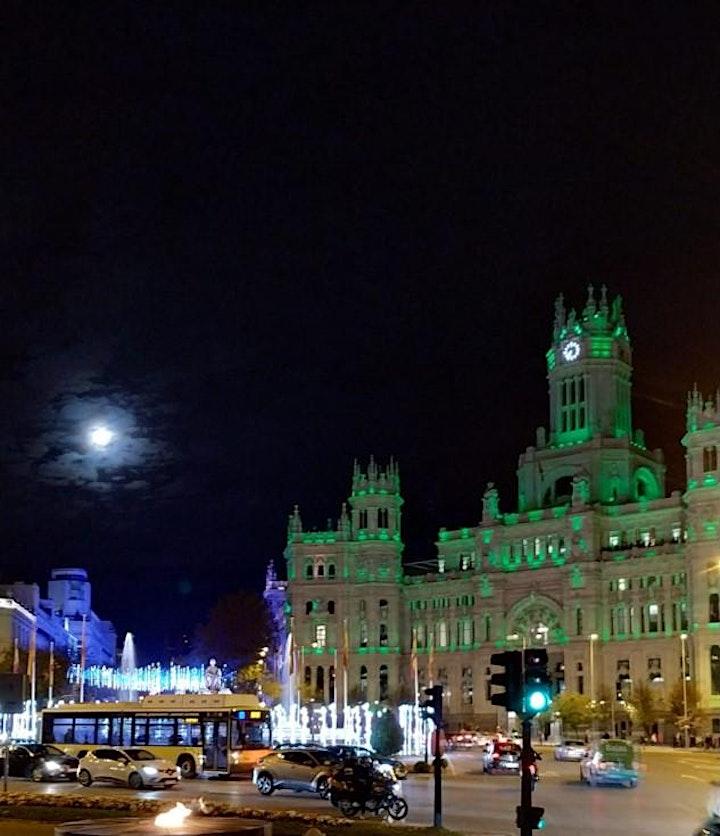 Imagen de Free Tour Nocturno: Madrid Iluminado