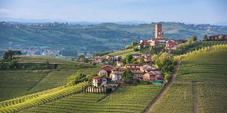 The Wines of Piedmont -  Tasting & Class tickets