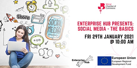 Enterprise Hub Presents: Social Media - The Basics tickets