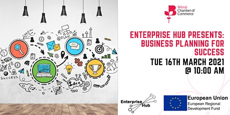 Enterprise Hub presents - Business Planning for success tickets
